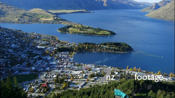 Queenstown View New Zealand 2 3683