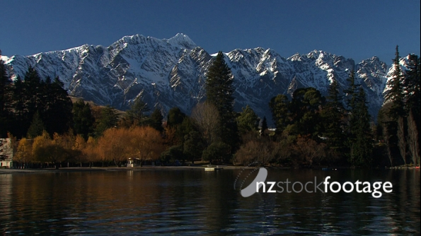 Remarkables mountain range 3283