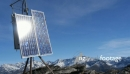 Solar Panels on Mountain Trig 1 24591