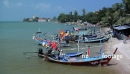Fishing Boats, Koh Samui 1 2195