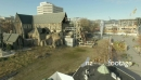 Christchurch Cathedral Square SE Rise Aerial 24899