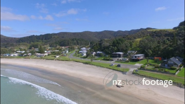 Northland Settlement and Beach Ariel 2 24943