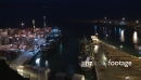 Two Container Ships at Night, Napier TIMELAPSE 2 3030