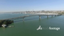 Waitemata Harbour andAuckland Harbour Reverse Flyover Bridge Wid 24832
