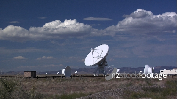 Radio Antennas, Radio Astronomy Observatories USA 2 2465