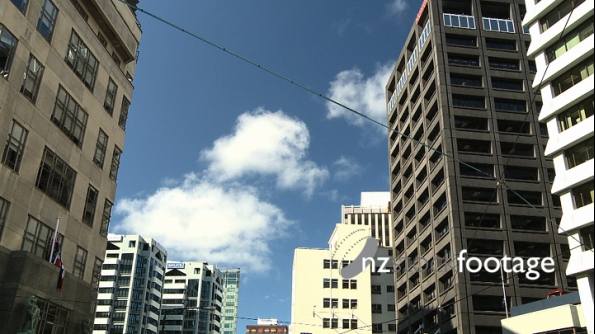 Lambton Quay in Wellington 2921