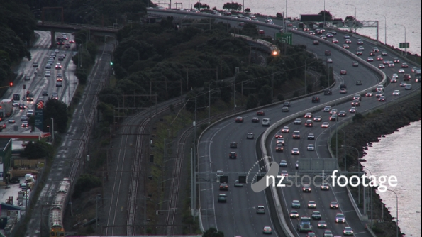 Wellington Traffic 1 TIMELAPSE 1733