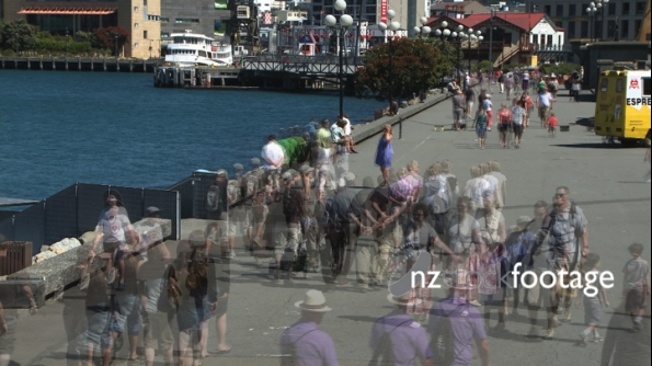 Wellington City Pedestrians 2 1012