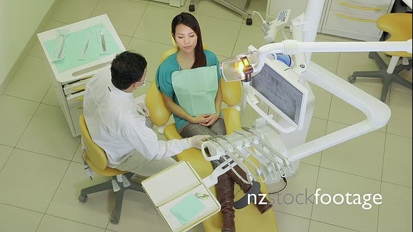 Health Care In Dental Studio With Dentist And Client 11610