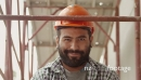 Portrait Of Man At Work As Manual Worker In Construction Site 11992