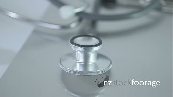 Close-Up of stethoscope 14414