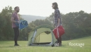 Couple camping 16043