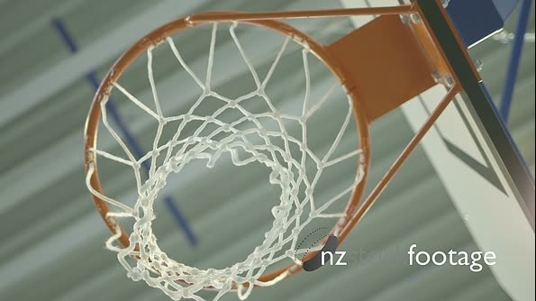 Basketball hoop 16505