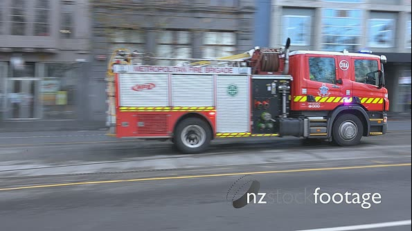 Fire Engine Melbourne HD 17086