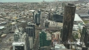 Timelapse Melbourne south from Eureka tower HD 17270