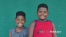 50 Black Kids Portrait Happy Children Brothers Smiling At Camera 17299