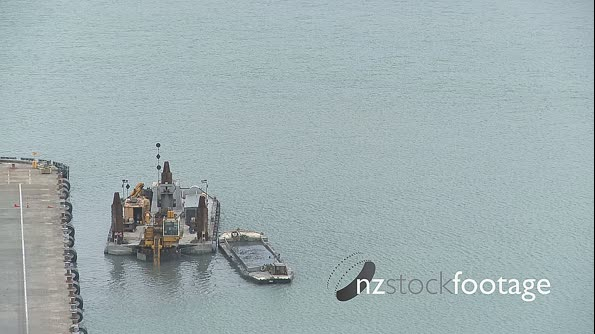 Dredge Napier Port 1 TIMELAPSE 1839