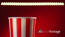 12 Bowl Filled With Popcorns For Movie Night Slowmotion 120p 18761