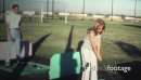 (8mm Vintage) 1971 Golf Driving Range Date 19497