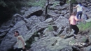 8mm-film-girls-hiking-rocky-grounds-nc-1971 20038