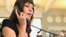 Business female answering phone call in office 20270