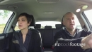 Shocked Man And Woman In Car Avoiding Crash Collision Accident 20343