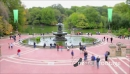 Time lapse of people in Central Park, New York, USA 20800