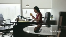 7 Secretary With Tablet PC Thinking And Playing Anti Stress Ball 20915
