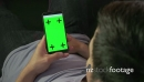 Smartphone Phone Telephone Internet Email Green Screen Monitor Man People 21058