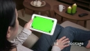 Ipad Digital Tablet Computer Technology Green Screen Monitor Email Internet 21199