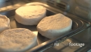 Time-lapse of biscuits baking 21304