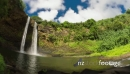 Timelapse of Wailua Falls, Hawaii 21703