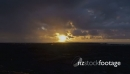Lava Fields Sunrise, Timelapse, Big Island, Hawaii, USA 21713