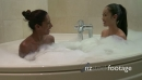 Beauty Female Body Care Beautiful Gay Women Taking Bath 23637