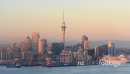 Auckland City Sunrise Time Lapse 24508