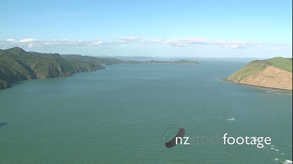 Manukau Harbour Entrance Cliffs 3 24839