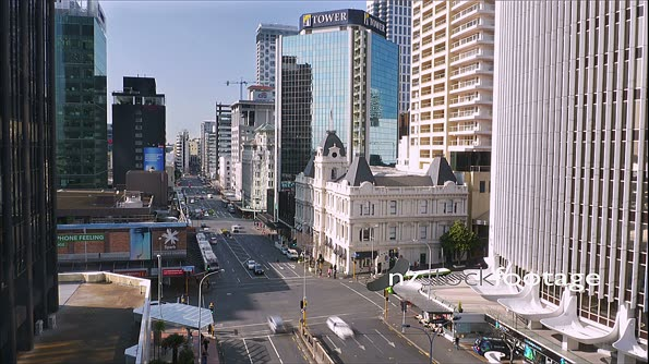 Auckland Customs St Time lapse 1 24888