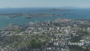Auckland City And Rangitoto Aerial 1 24972