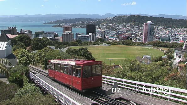 Wellington Cable Car 1 25