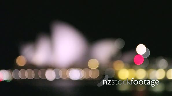 Sydney Opera House at Night Australia 1 2529