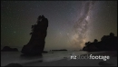 Cathedral Cove Milky Way Time-Lapse 1 25329
