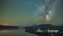 Lake Tarawera Milkyway Rising 25533