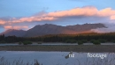 Lake Tekapo sunset, ducks, mountains, South Island 25702