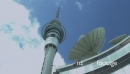 Auckland Satellite Antennas on the Rooftop of TVNZ 25812