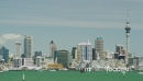 View of Downtown Auckland across the Harbour 25878