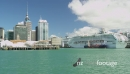 Auckland Downtown Princess Wharf POV  25900