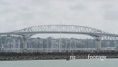 View of the Harbour Bridge from the North Warf 25935