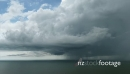 Timelapse Cloudscape and Thunderstorm Over The Ocean 25961