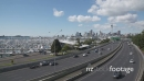 Auckland Northern Motorway Wide Timelapse HD 26411