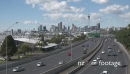 Auckland northern motorway timelapse HD 26412
